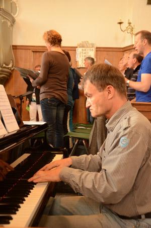 Herman van Rooijen, pianist