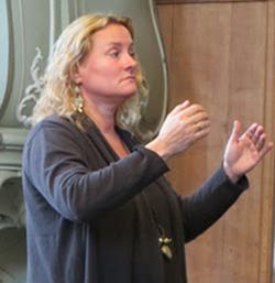 Thea Bakker, cantor